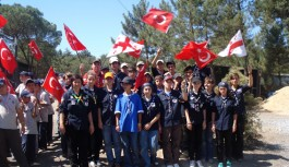 Gürcü İzciler Tekrar Türkiye'ye Geldiler