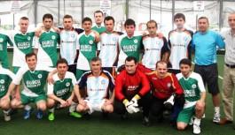 Gürcü Kültür Evi Formalarını Giyen Maral (MİNDİETİ) Şampiyon