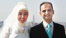 Halime-Murat Çifti Evlendi