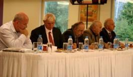 Türk-Gürcü Vakfı 8. Olağan Genel Kurulunu Yaptı