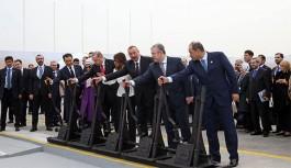 """Asırlık Proje """"Bakü-Tiflis-Kars Demiryolu""""..."""