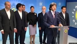 Gürcistan Parlamento Başkanı İrakli...
