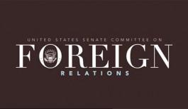 ABD Senatosu Dış İlişkiler Komitesi...