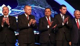 Gürcistan Başbakanı, Gakharia Türkiye'de TANAP Açılışına Katıldı