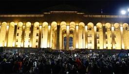 Gürcistan Parlamentosu Seçim Reformu Komisyonunu...