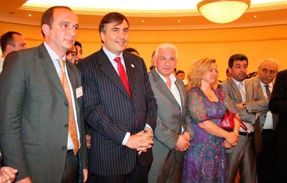 Grigol Magaloblişvili-Miheil Saakaşvili