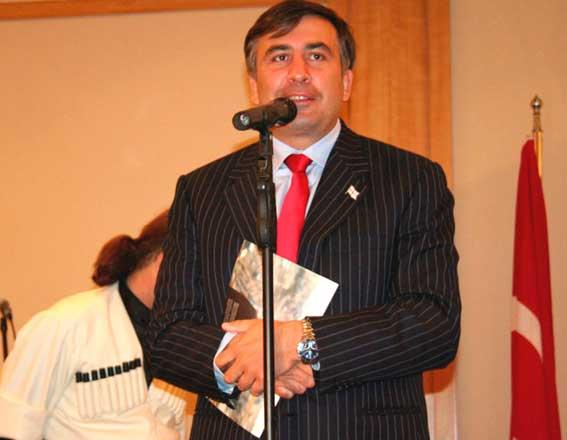 Miheil Saakaşvili