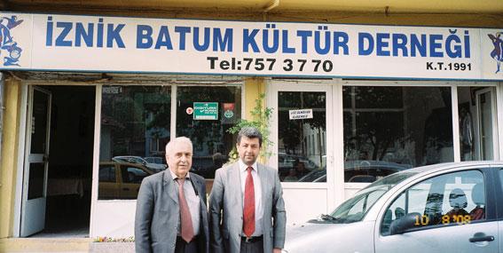 Batum-Artvin Kültür Yardımlaşma Derneği (İznik-Bursa)