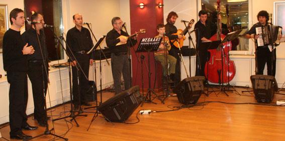 Türk-Gürcü Vakfı Gecesi (İberya Özkan-Kafdağı Müzik Topluluğu)