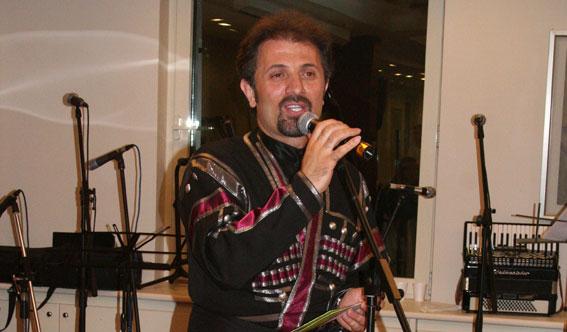 Türk-Gürcü Vakfı Gecesi (Bayar Şahin)