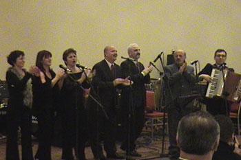 İstanbul Kafkas–Gürcü Müziği Topluluğu სტამბოლის კავკასიურ-ქართული მუსიკის ანსამბლი