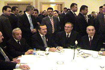 Başbakan Recep Tayyip Erdoğan პრემიერ მინისტერი რეჯეფ თაიიფ ერდოღანი