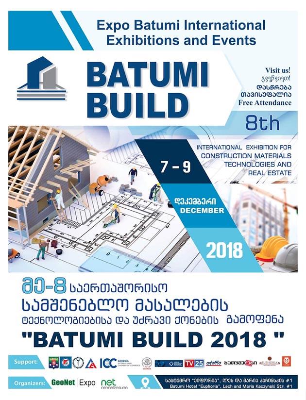 Batumi Build 2018