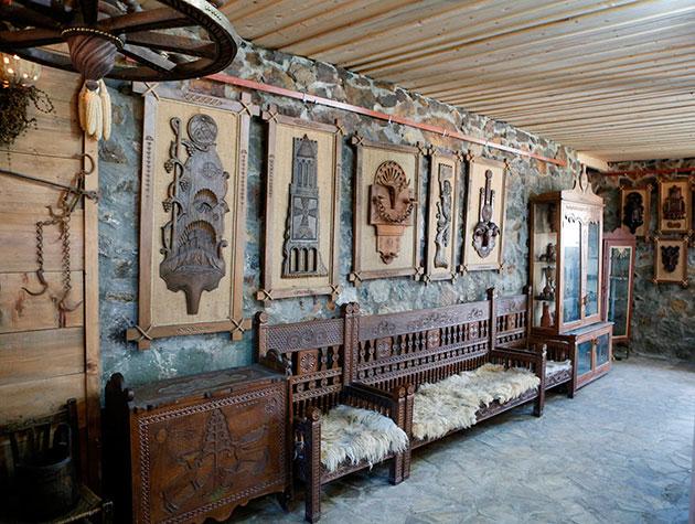 Borcğalo Müzesi,Batum