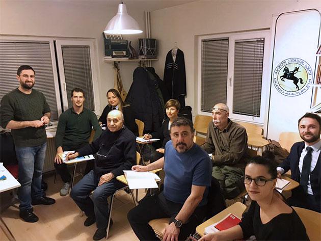Gürcüce (Dedaena) Dil Kursları Açıldı!..