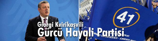 Giorgi Kvirikaşvili, Gürcü Hayali Partisi
