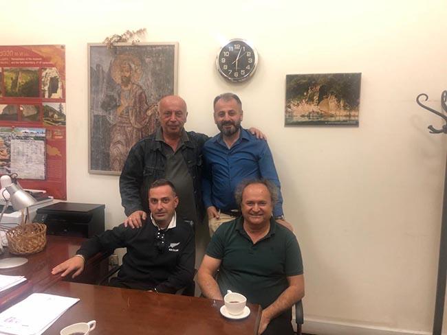 Türkiye-Gürcistan Somut Olmayan Kültürel Miras Görüşmesi Yapıldı