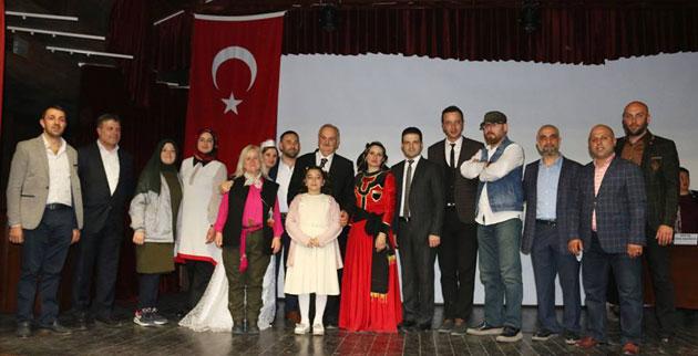 İnegöl Kafkas Folklor ve Kültür Derneği, 14 Nisan 2017 tarihinde İnegöl Kent Müzesi Konferans Salonu'nda ''Türkiye ve Gürcistan Diplomatik İlişkilerinin 25. Yılı - 4. Anadili (Deda Ena) Paneli düzenledi.
