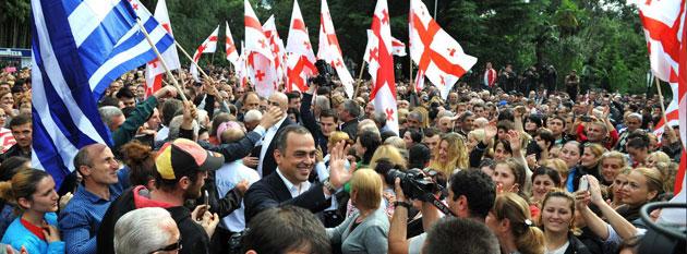 Levan Varşalomidze Yerel Meclise Girmiyor