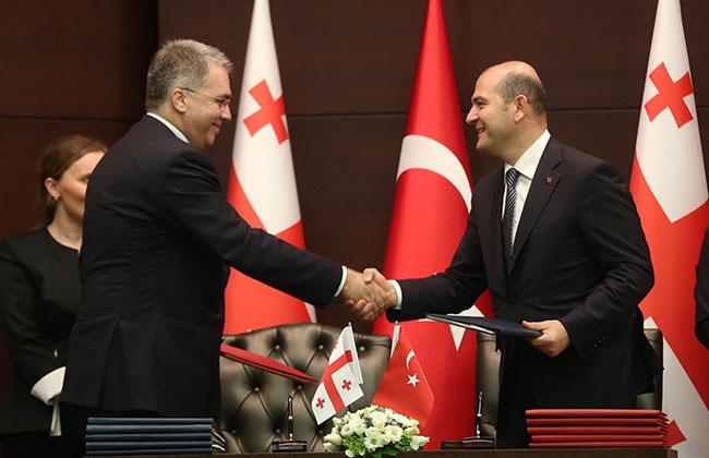 David Sergeenko - Süleyman Soylu
