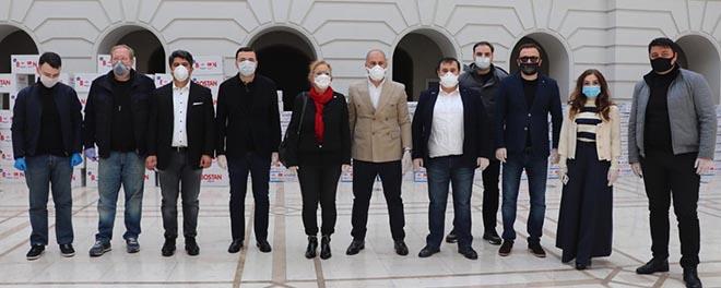 Türk İşadamlarından Gürcistan'daki Yardım Kampanyasına Destek
