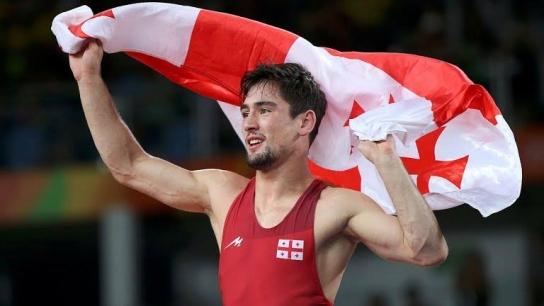 Gürcistan'a Rio Olimpiyatları'nda Bir Altın Madalya Daha