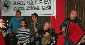 """,,ქართული კულტურის სახლის შეხვედრა"""" 2011 წლის აპრილი"""