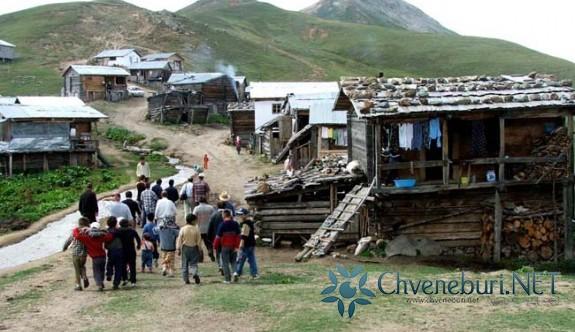 უსტამისი (ესქიკალე) - შავშეთის ერთი ქართული სოფელი