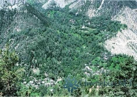 ბიჩაქჩილარი (ხევეკი; ლივანი)-იუსუფელი-ართვინი