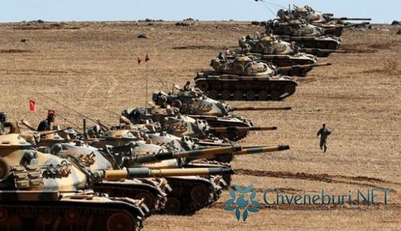 """სამხედრო ოპერაცია ,,ევფრატის ფარი"""" - სირიაში თურქული ტანკები შევიდა"""