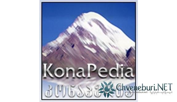 გაიხსნა ენციკლოპედიური ვებ-გვერდი www.konapedia.org