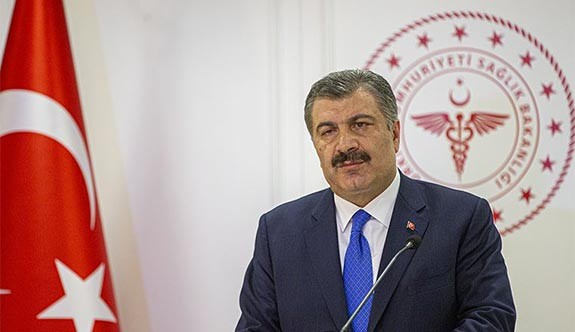 თურქეთის ჯანდაცვის მინისტრმა კორონა ვირუსით ინფიცირებულთა რიცხვი დაასახელა