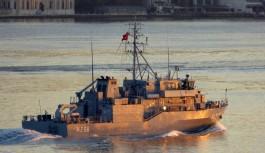 თურქეთის სამხედრო საზღვაო ძალები დაკარგული ქართველი ჯარისკაცების ძებნაში ჩაერთო