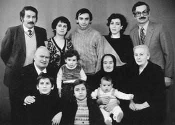 პაატა გუგუშვილის ოჯახი
